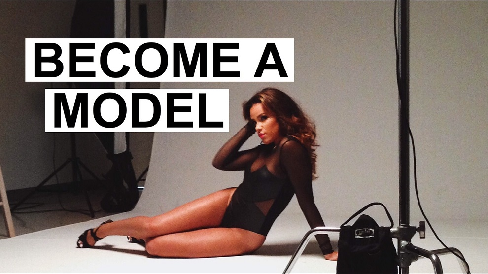 become a magazine model
